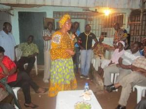 Elections locales : fraudes habituelles du régime... avec préméditation! directrice-de-campagne-de-jean-eyeghe-ndong-300x225