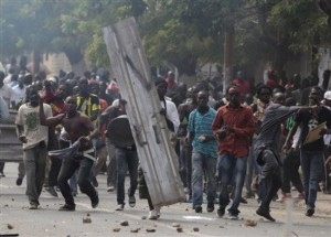 Révoltes au Gabon_photo1
