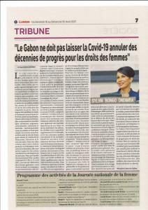 Union - Sylvie Bongo
